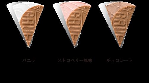 Gaufres cream